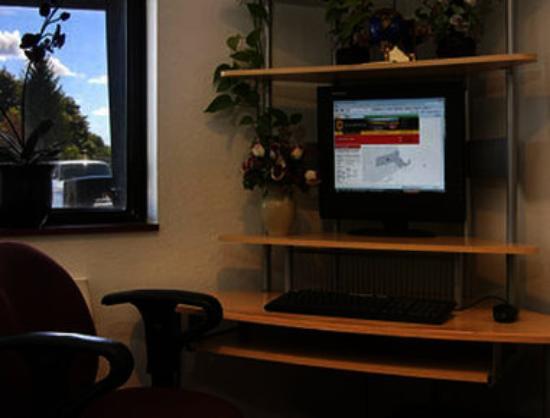 Days Inn Leominster/Fitchburg Area: Business Center