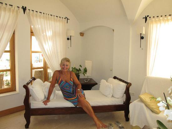 Hotel Matina: Matina Hotel Lounge
