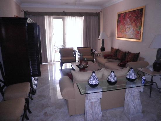 Villa La Estancia Beach Resort & Spa Riviera Nayarit: living room