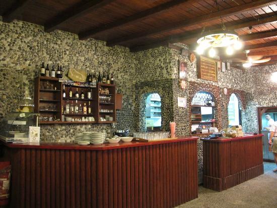 Hotel Matina: Gallini Fish Taverna