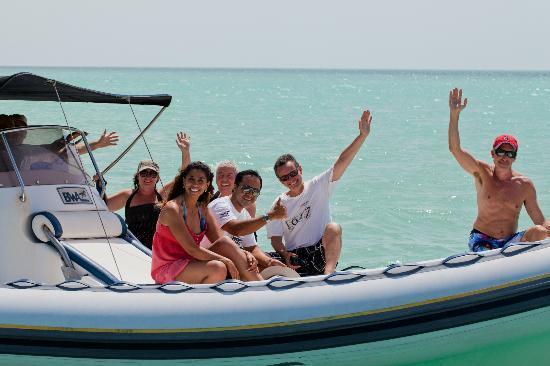 Holbox Hotel Mawimbi: Mawimbi Whale Shark tour