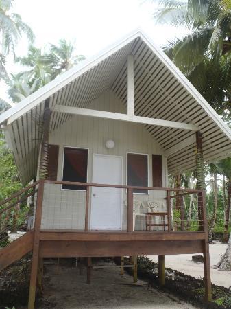 Sa'Moana Resort: Beachview Fale