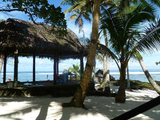 Sa'Moana Resort: Pool area