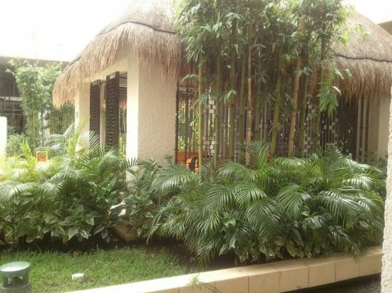 Paradisus Playa del Carmen La Perla: Resort Grounds