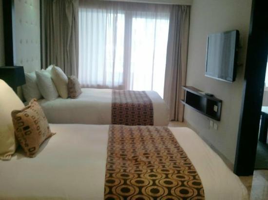 Paradisus Playa del Carmen La Perla : One bedroom Suite