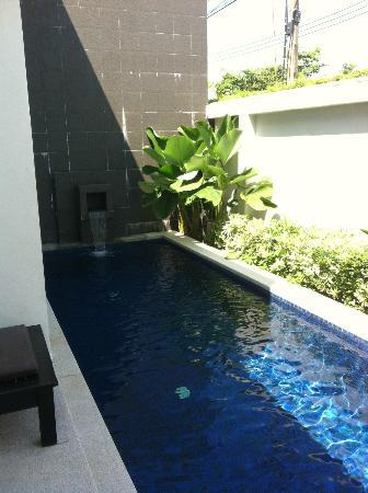 Seastone Pool Villas: Private pool