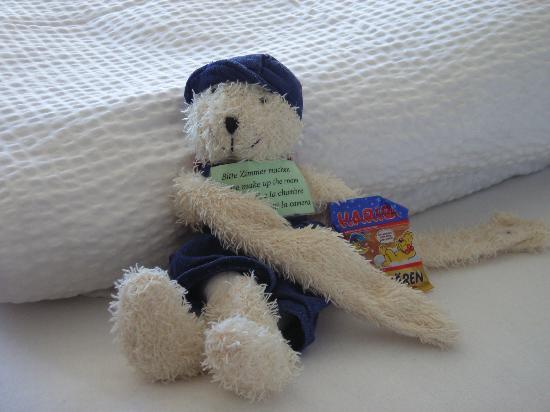Hotel Baeren: Bitte nicht stören Bär