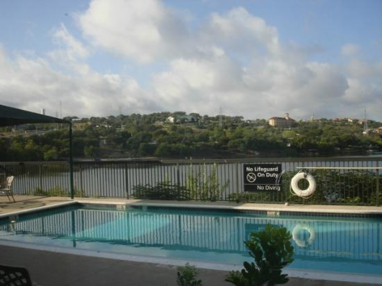 Hampton Inn Marble Falls-On The Lake : Pool