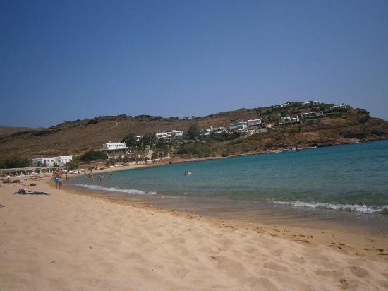 Panormos Village: More beach...