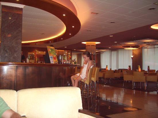 Hotel Volga: In der Bar
