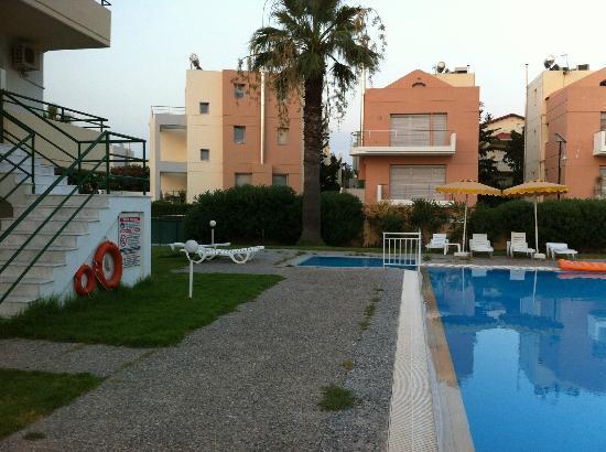 Anita Apart Hotel: pool