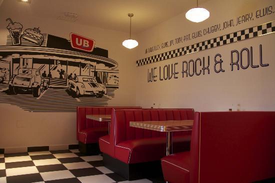 Urban Diner, el auténtico diner americano