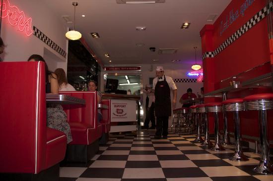 Disfruta de la experiencia Urban Diner