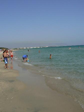 Villaggio Club Torre Rinalda Residenza: Spiaggia e mare