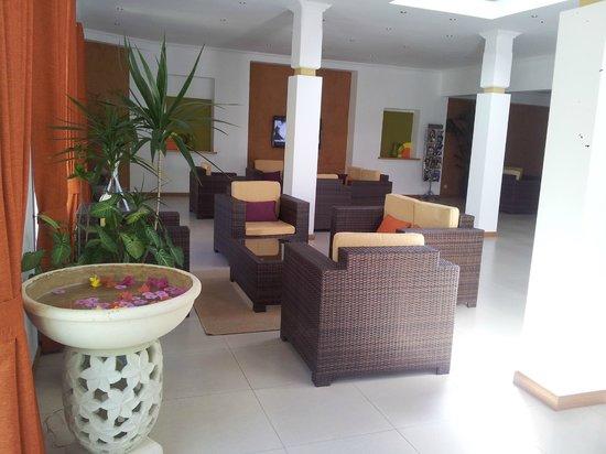 Le Surcouf Hotel & Spa: lobby