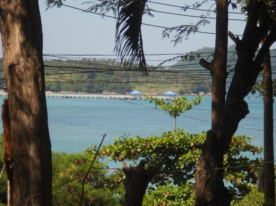 Rawai Beach Guesthouse: View