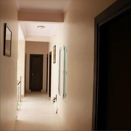 Hotel Ramsingh Palace: corridors