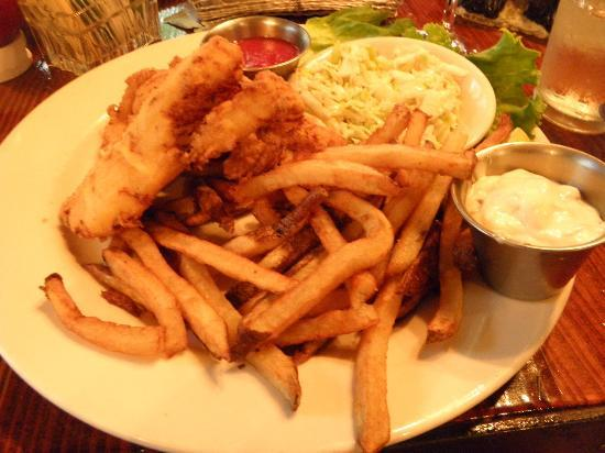 Gracie's : Fish-n-Chips