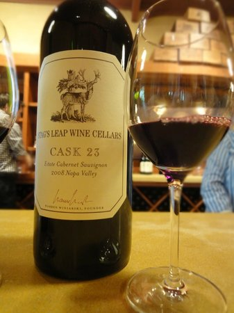 Stag's Leap Wine Cellars: ワイナリー