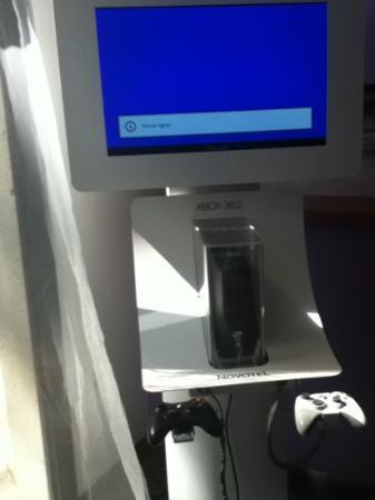 Novotel La Rochelle Centre: Xbox