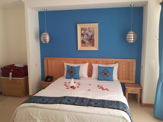 Le Surcouf Hotel & Spa: classic room