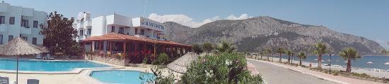 Oren, Turkiet: Hotel Alnata