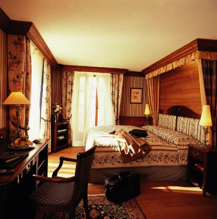Riffelalp Resort 2222 m: Nostalgie Double Room