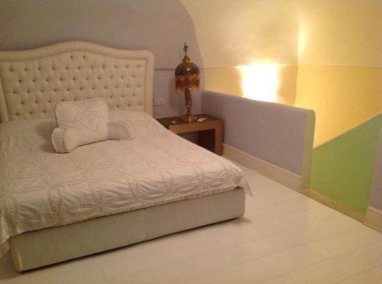 Casa Bormioli : camera da letto