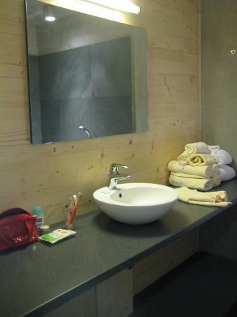 Hotel Tannenheim: il bagno