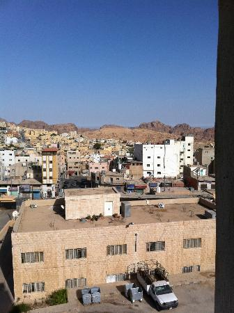 Petra Gate Hotel: Even the room has a great view