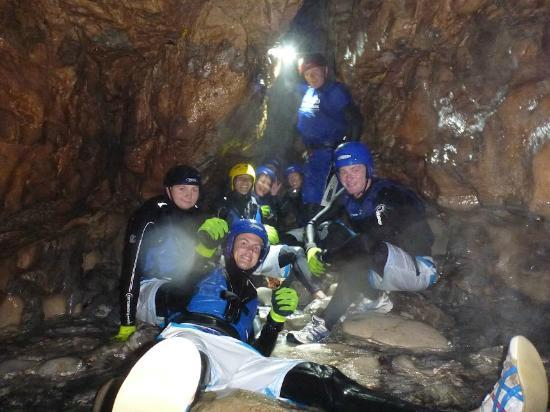 Cumulus Outdoors: Caving