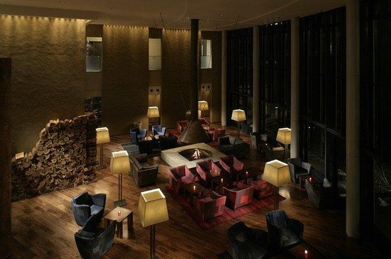 Hyatt Regency Hakone Resort and Spa: リビングルーム / Living Room