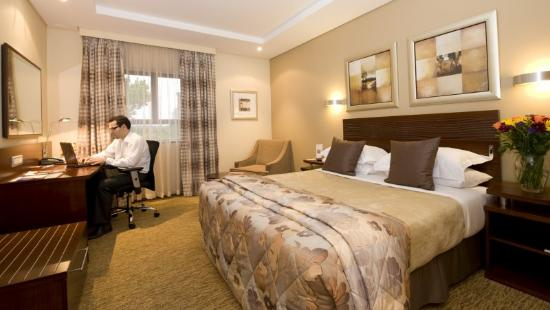 City Lodge Hotel Johannesburg Airport - Barbara Road: Guest Room