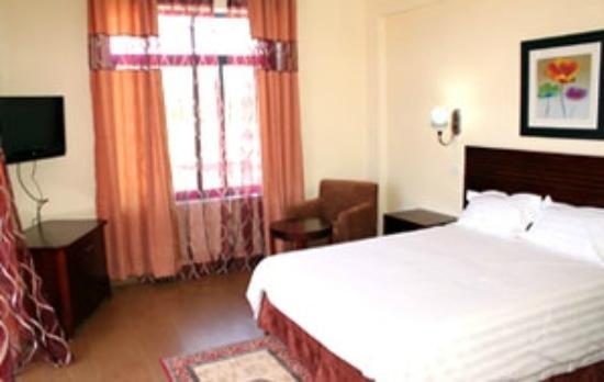Silver Palm Hotel : Standard Bed-Room