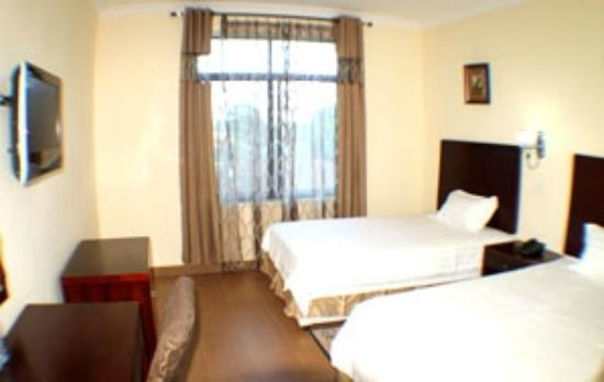 Silver Palm Hotel: Twin Bed-Room