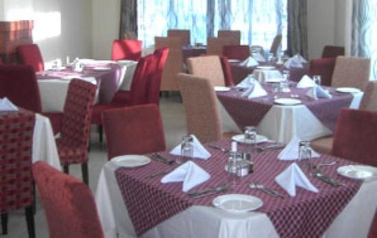 Silver Palm Hotel: Restaurant