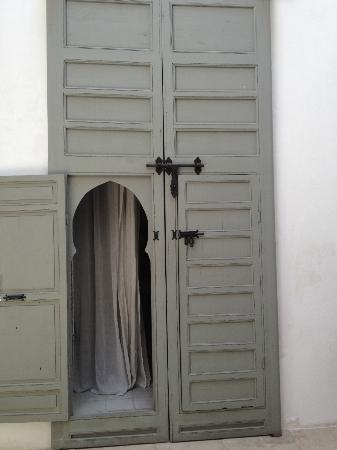 Riad Safir: Entrée de la chambre