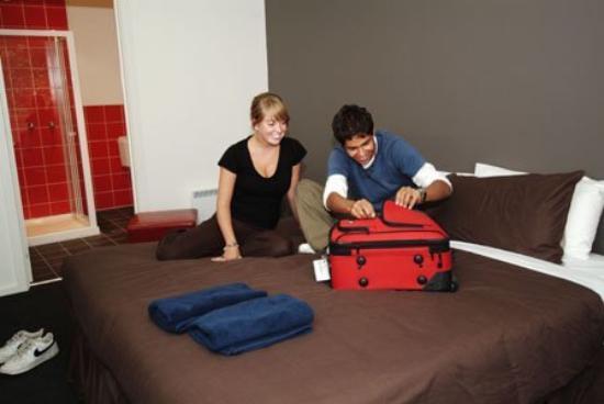Nomads Melbourne: Guest Room