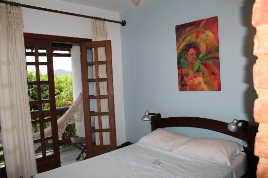 Pousada Manaca Inn: Room