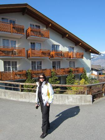 Hotel Rudolfshof: Hotel exterior