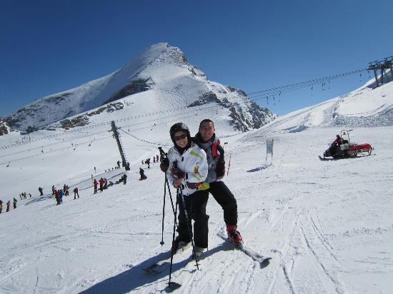 Kinderhotel Rudolfshof Vitality: Ski slopes