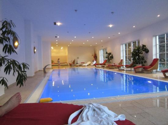 Kinderhotel Rudolfshof Vitality: Hotel pool