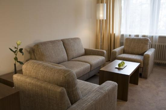 Liv'iN Hotel & Residence Seilerstrasse: Superior Appartment