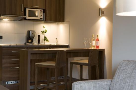 Liv'iN Hotel & Residence Seilerstrasse: Comfort Zimmer