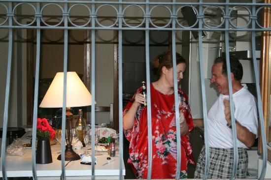 Cerqua Rosara Residence: cooking )