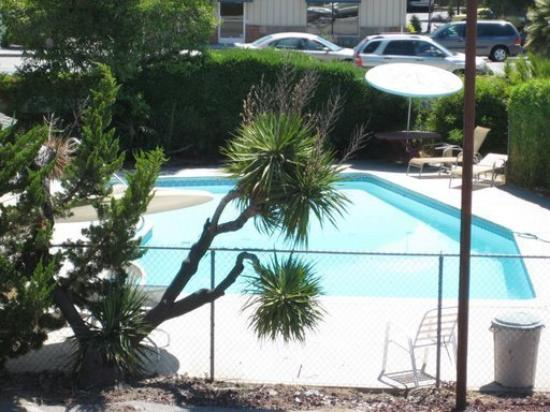 Vino Inn & Suites: Pool