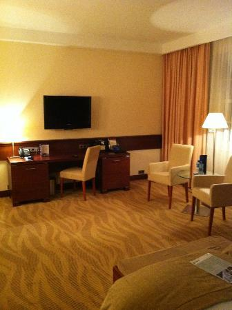 Radisson Blu Hotel Gdansk : The room