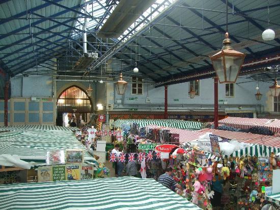 Cafe Cenno: Durham indoor market