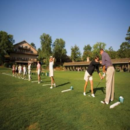 Pine Needles Resort and Country Club: PNDriving Range