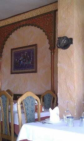 Indian Restaurant Jaipur: Jaipur.